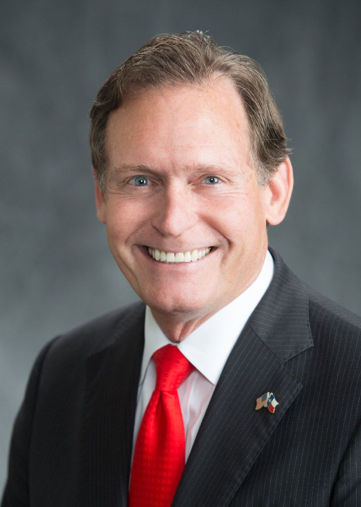 Rep. John Zerwas, R-Richmond