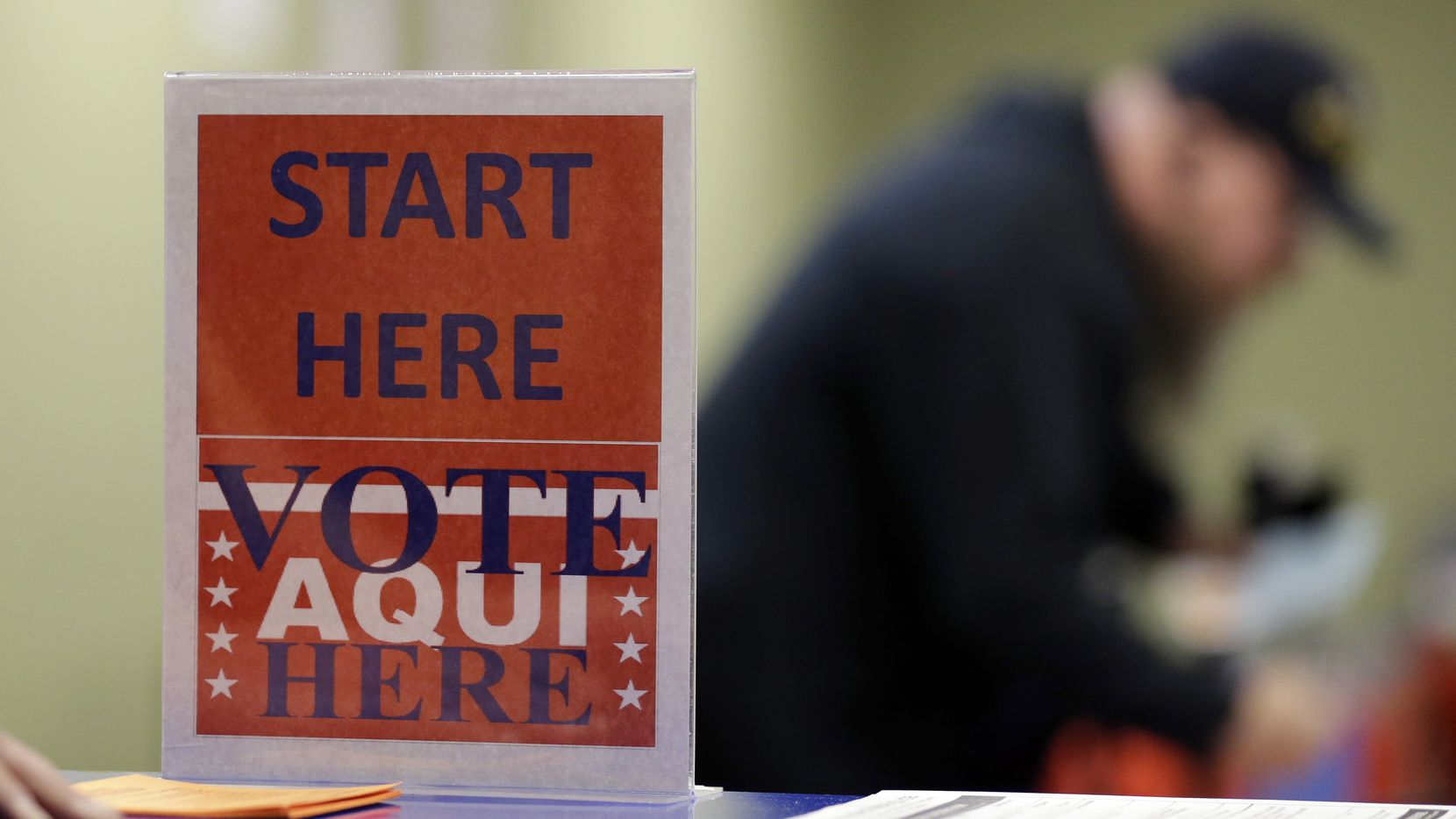 Your friends at The Dallas Morning News' editorial board have provided for you a way to research candidates. Read our Voter Guide at dallasnews.com/voterguide.