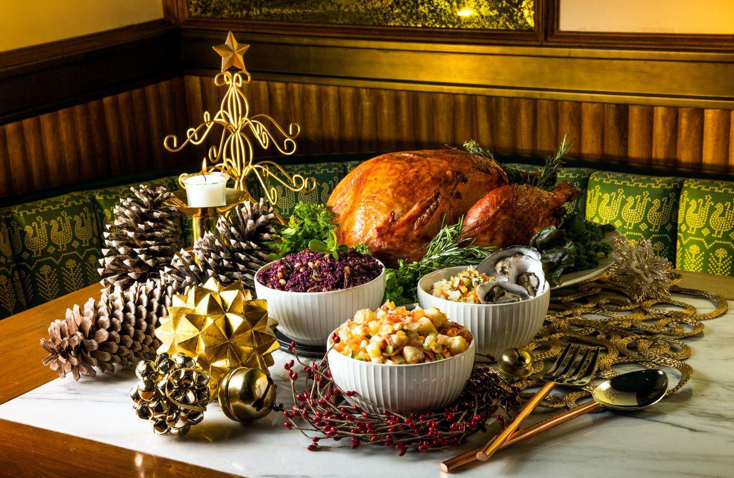 El pavo es el platillo más tradicional en las fiestas navideñas.(AGENCIA REFORMA)