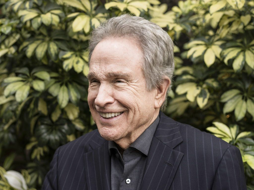 """Warren Beatty in Los Angeles, Oct. 6, 2016. Beatty''s new film, """"Rules Don't Apply"""" is the first film he has written, directed and starred in since """"Bulworth,"""" in 1998. (Emily Berl/The New York Times)"""