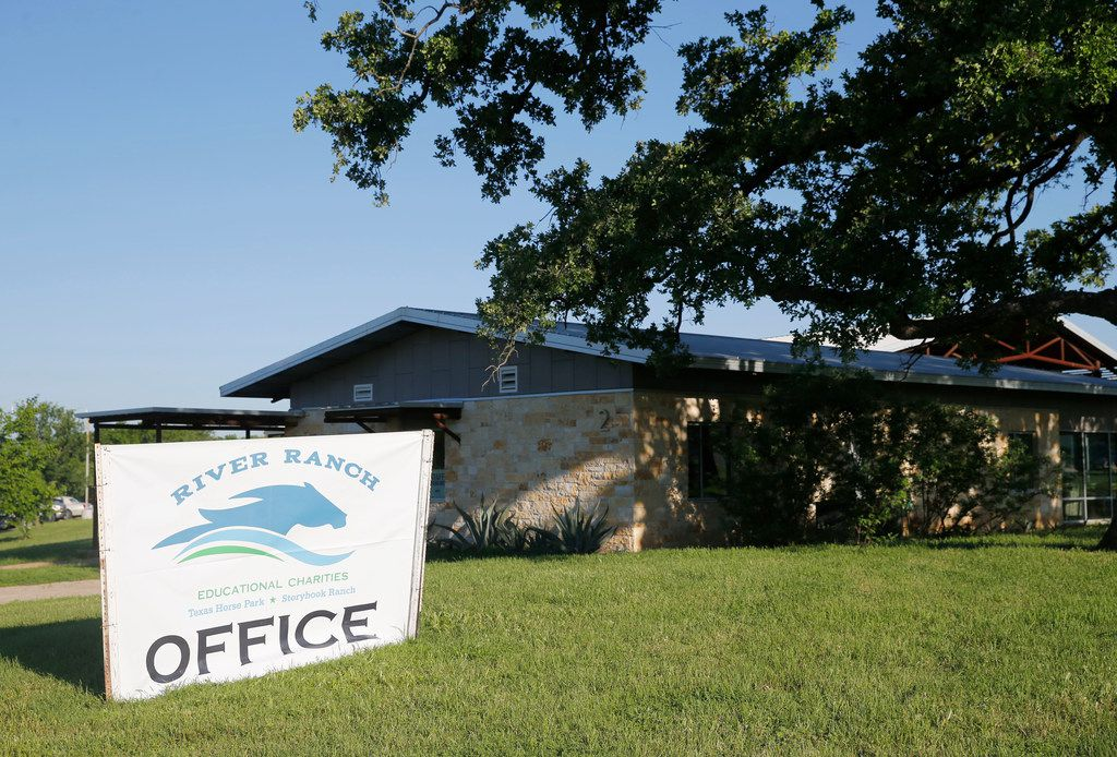 River Ranch has no intentions of leaving the Texas Horse Park, says its attorney Don Flanary Jr.