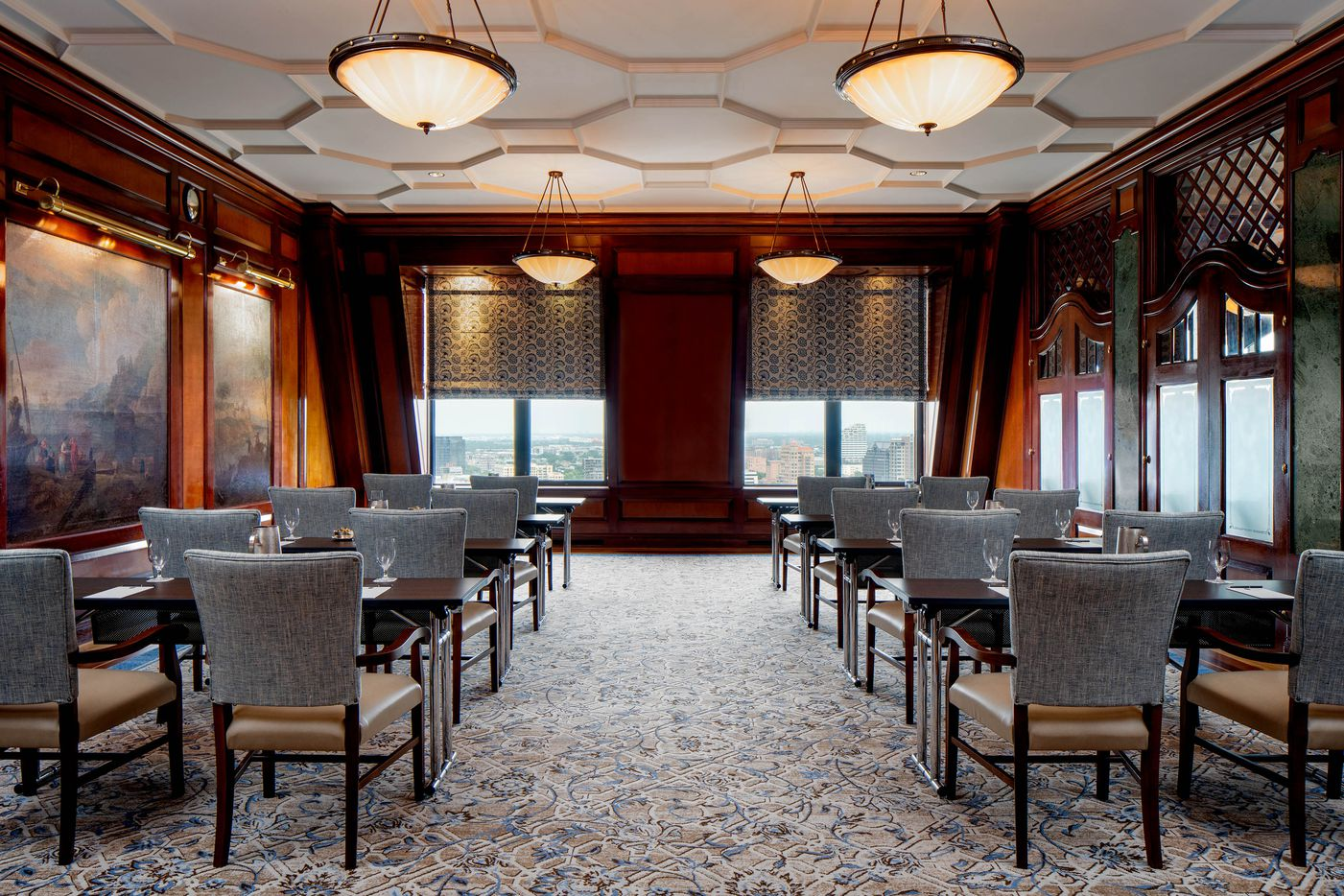 The Crescent Club has gotten its first major makeover.