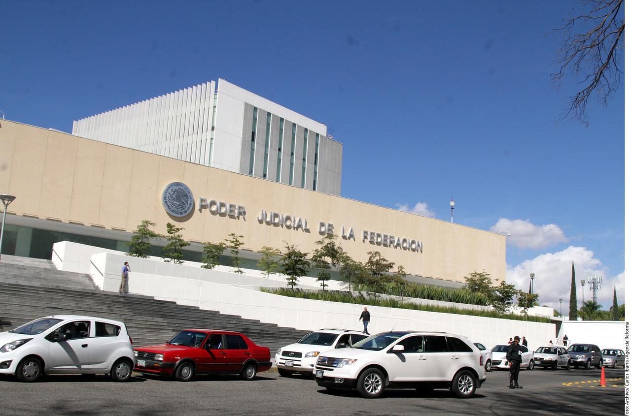 (El edificio del Poder Judicial de la Federación en la Ciudad de México, el 27 de enero del 2016./AGENCIA REFORMA)