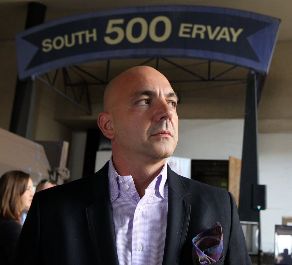 Mike Sarimsakci, a real estate developer, calls himself the Turkish Trump. He wanted to help launch the Trump Organization's new Scion brand with a hotel in downtown Dallas.