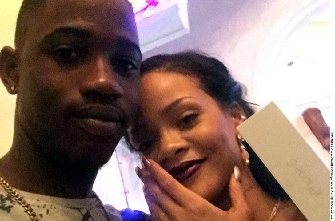 Rihanna pidió combatir la violencia armada. /AGENCIA REFORMA