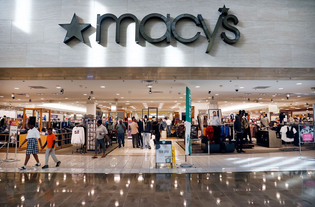 Last year, upgrades were made to the Macy's store at NorthPark Center in Dallas. Two local Macy's stores were part of its Growth50 stores program.