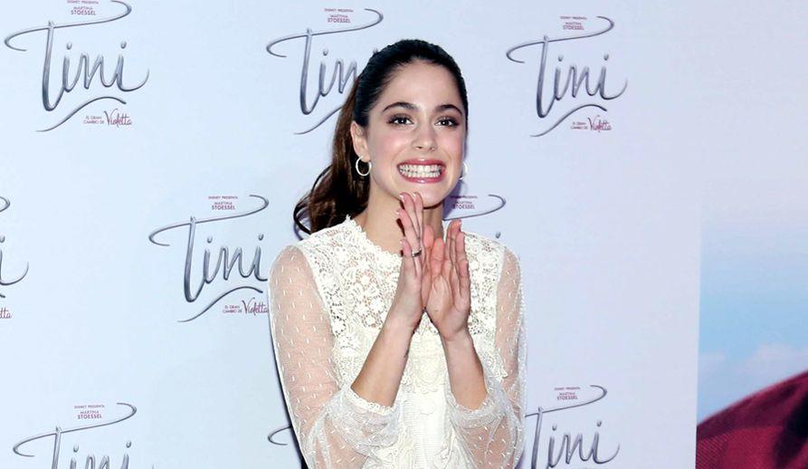 Martina Stoessel dijo que al terminar la promoción de la película enfocará su tiempo en su carrera como solista. /AGENCIA REFORMA