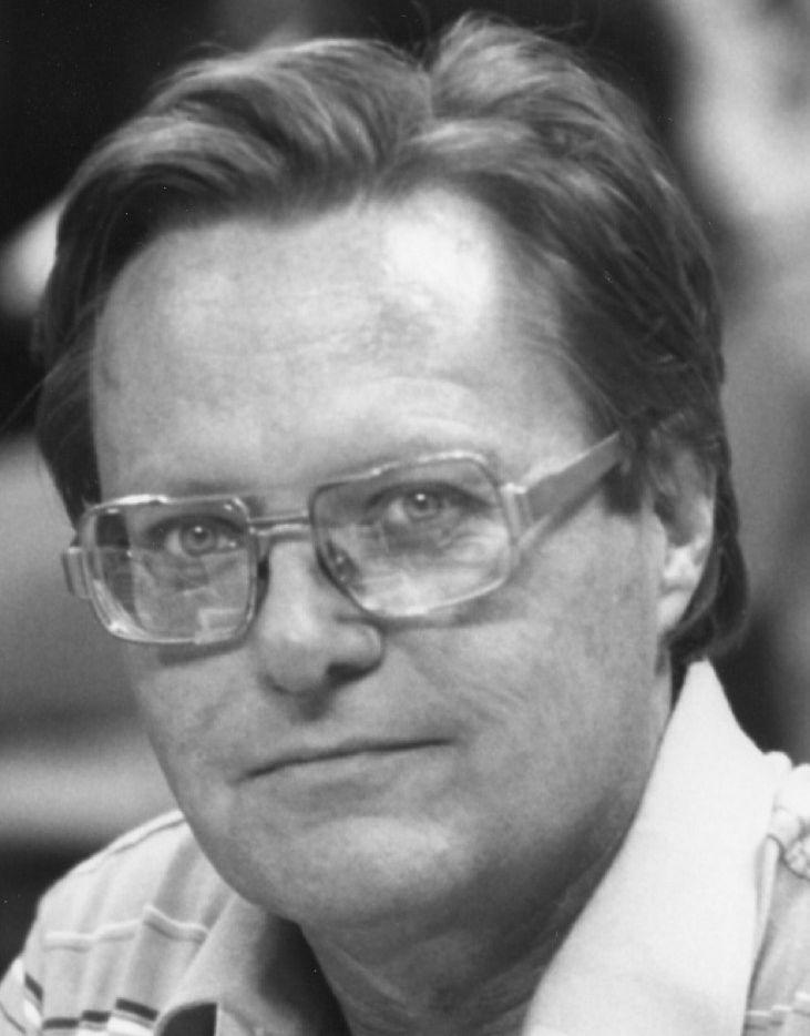 Mike Rabun, former UPI Southwest Division Sports Editor
