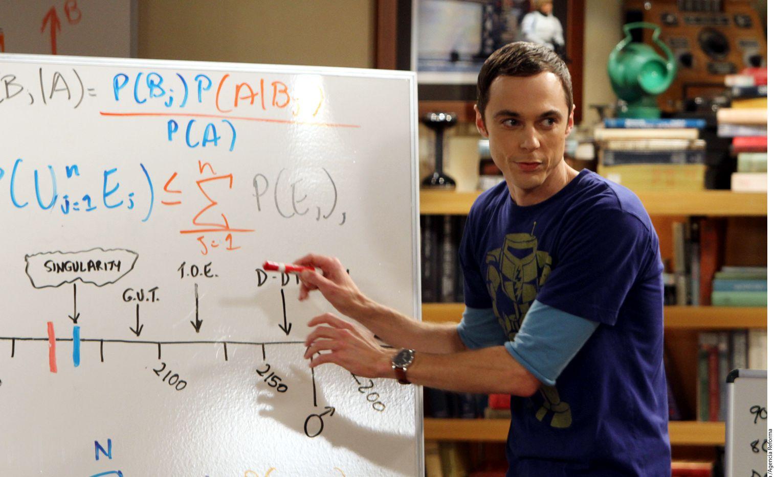 El spin off de The Big Bang Theory que prepara CBS será de media hora de duración y se centrará en la historia de Sheldon Cooper (personaje interpretado por Jim Parsons) cuando tenía 9 años./ AGENCIA REFORMA