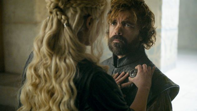 The last two episodes had Tyrion at his best, but this scene with Dany was just heartwarming.
