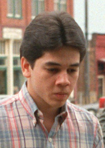 Greg Knighten, 16, was convicted of murdering Midlothian undercover Officer George Raffield.