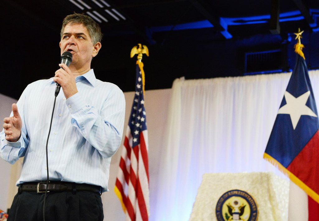 Rep. Filemon Vela, D-Brownsville, has agreed to back Nancy Pelosi for House speaker after she agreed to term limits on top party leadership positions. (Miguel Roberts/The Brownsville Herald via AP)