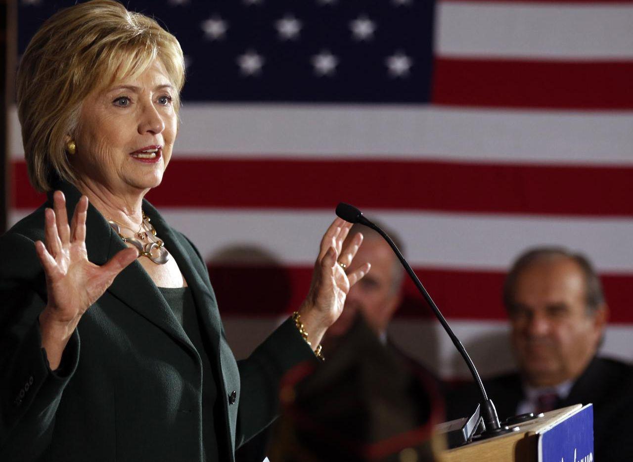 La precandidate demócrata Hillary Clinton estará en Dallas la próxima semana. (AP/JIM COLE)