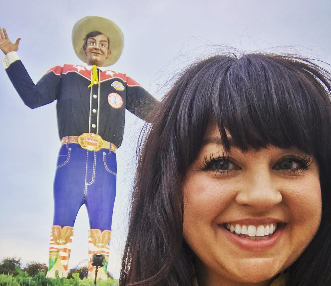 Melissa Tate is a self-proclaimed State Fair of Texas superfan.