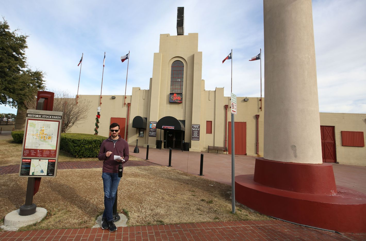 Billy Bob's Texas country and Western nightclub is a must-see in the Stockyards area in Fort Worth.