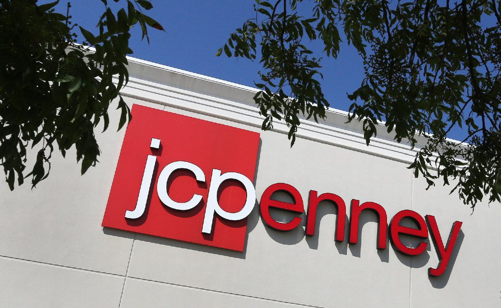 The J.C. Penney store at Stonebriar Centre in Frisco, Texas, photographed on Friday, July 21, 2017. (Louis DeLuca/The Dallas Morning News)