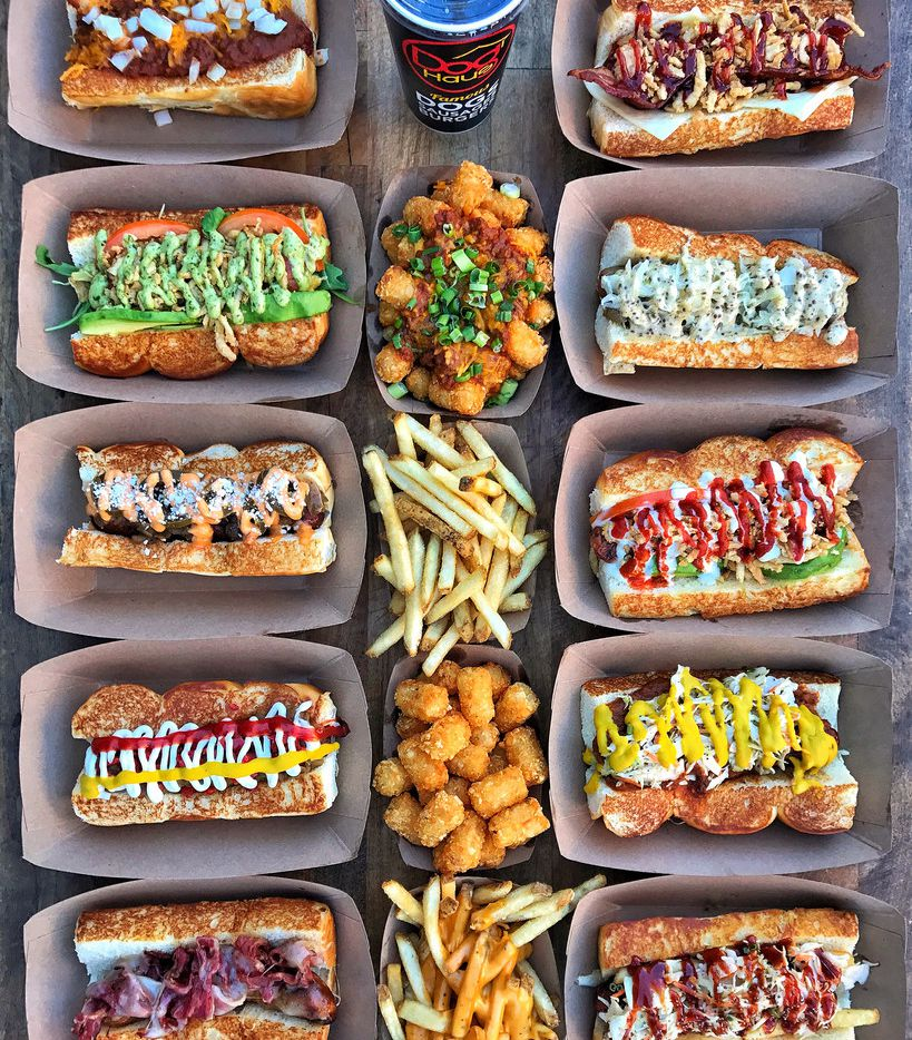 Richardson company Dog Haus Biergarten will sell hot dogs at Dos Equis Pavilion starting in May 2019.