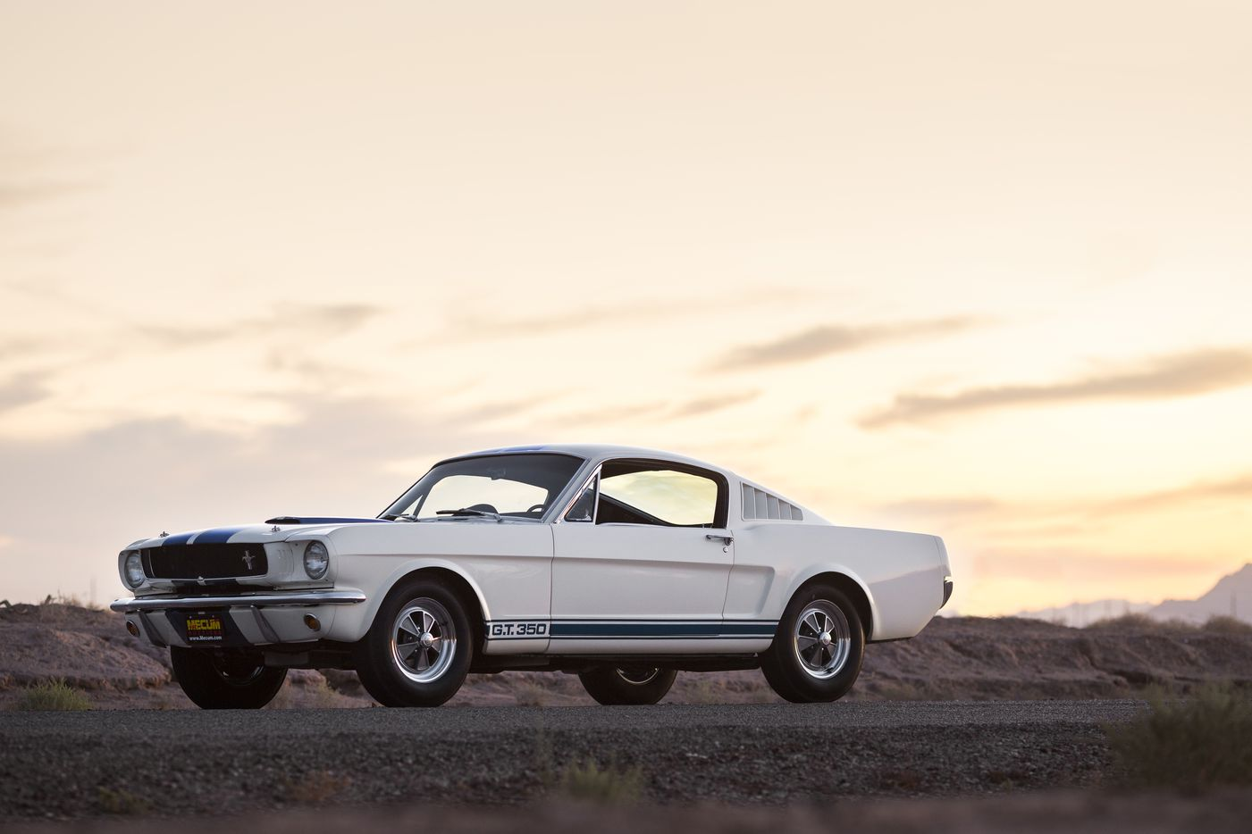 Lot S120 1965 Shelby GT350 Fastback (Mecum)