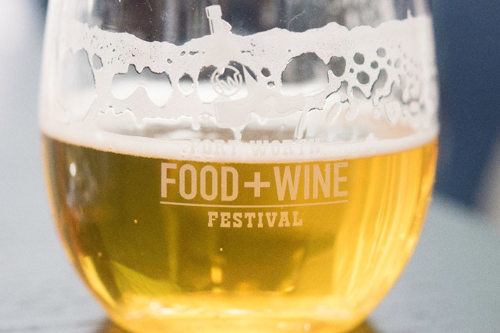 A wealth of beer and wine from local, national and international producers is poured at the Fort Worth Food & Wine Festival, March 30-April 1.