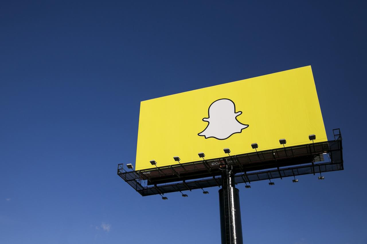 "Snapchat's explanation for its mysterious billboards is as vague as the ads: ""Fun and awareness."""