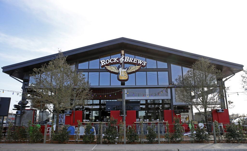 Rock & Brews in The Colony, Texas, Tuesday, March 8, 2016. (Jae S. Lee/The Dallas Morning News)