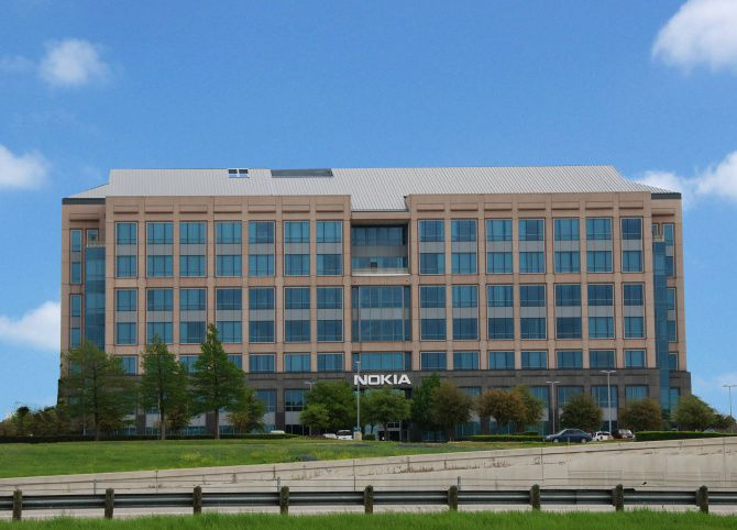 Nokia plans to move out of its longtime offices on State Highway 114 in Las Colinas.