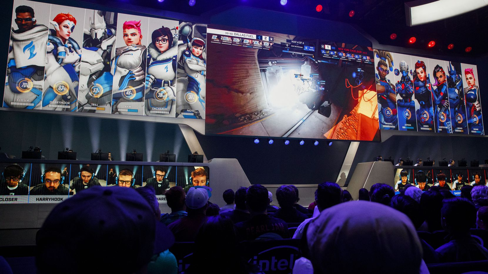 The Dallas Fuel, a founding member of the Overwatch League, will relocate to North Texas in 2020. During the last few weeks of the 2019 season, The Dallas Morning News will cover the Fuel as a foray into the burgeoning world of esports journalism.