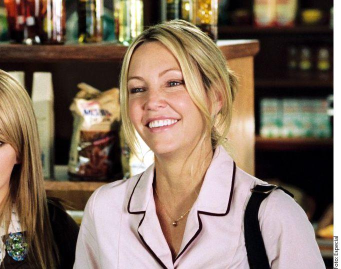 La actriz Heather Locklear, de 56 años, supuestamente padecía una sobredosis./ AGENCIA REFORMA