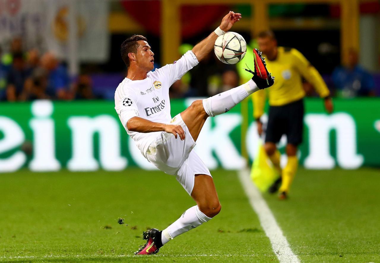 Cristiano Ronaldo. Foto GETTY IMAGES