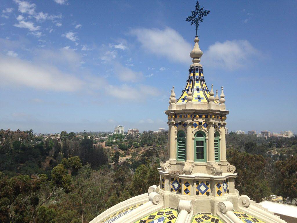 San Diego's Balboa Park (Jackie Burrell/San Jose Mercury News/TNS)