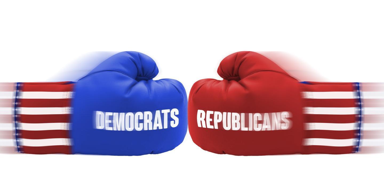 Confrontamiento entre partidos políticos en el Congreso.(GETTY IMAGES)