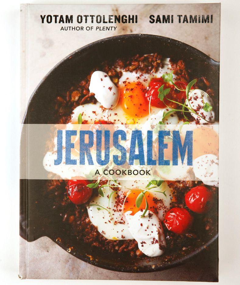 Jerusalem A Cookbook by Yotam Ottolenghi and Sami Tamimi