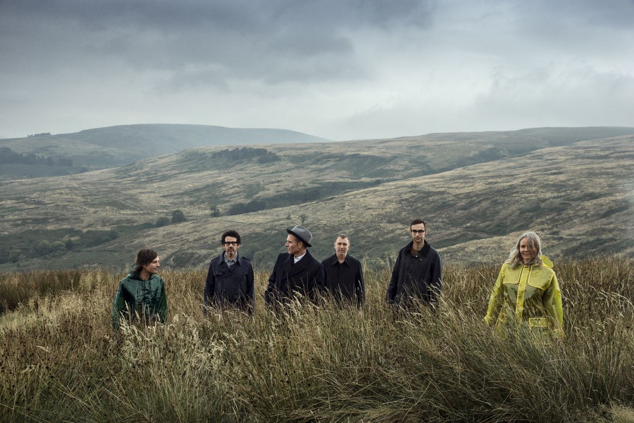 Scottish indie band Belle and Sebastian