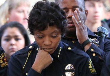 La jefa de policía U. Renee Hall admitió un incidente de violencia doméstica en su pasado en Detroit.