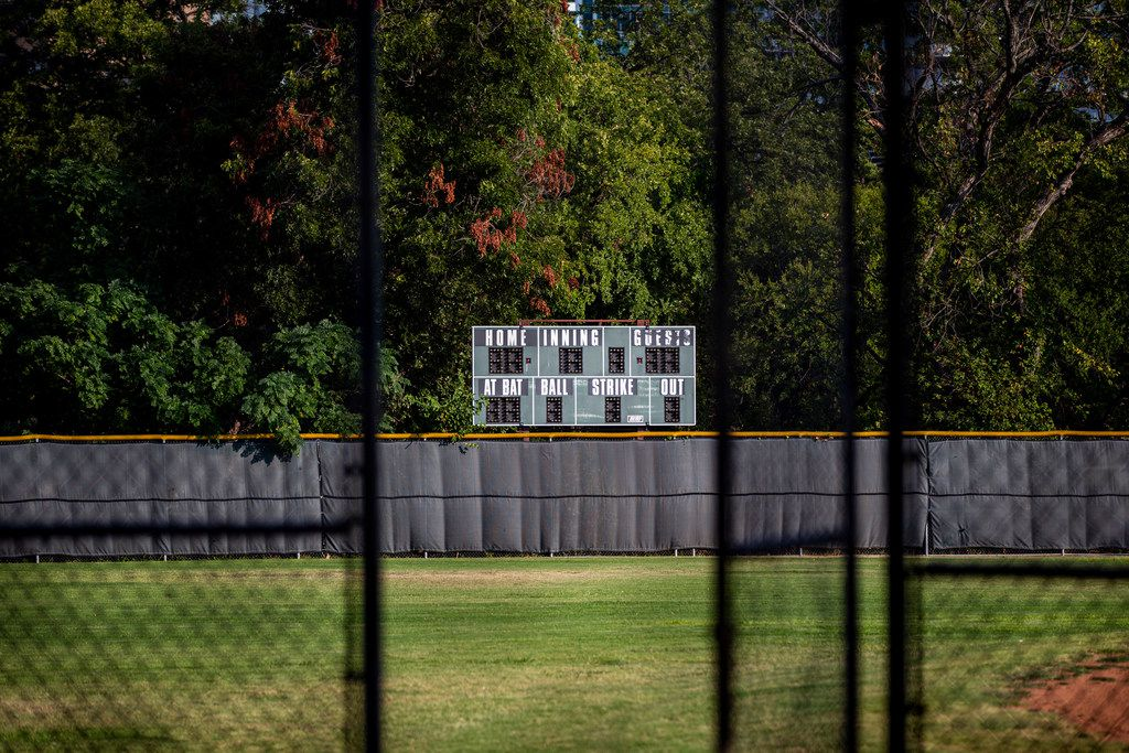 Reverchon Park's historic baseball field in Dallas will get a second shot at getting a second shot.