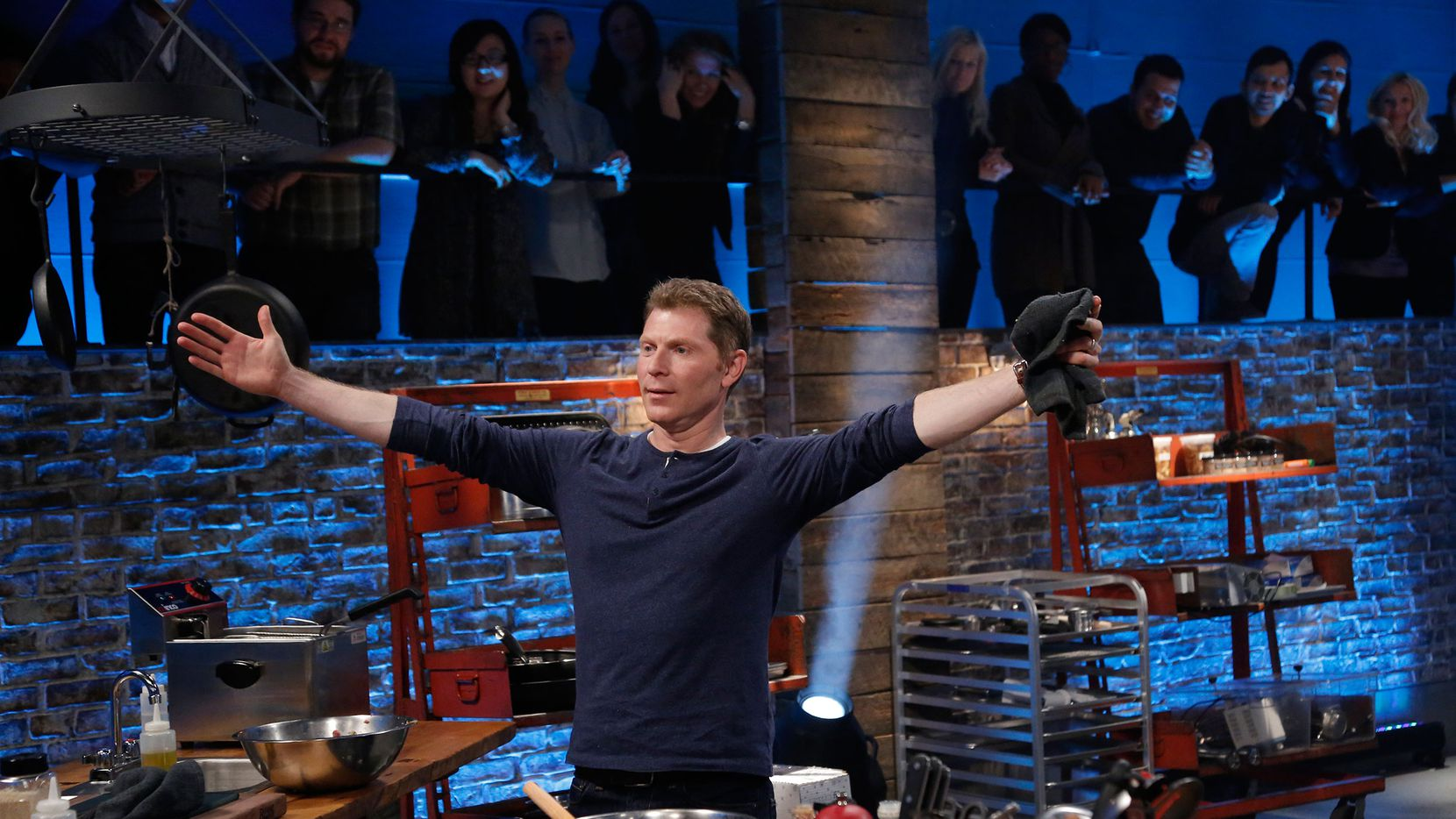 Iron Chef Bobby Flay competes against one chef in the final round of 'Beat Bobby Flay.'