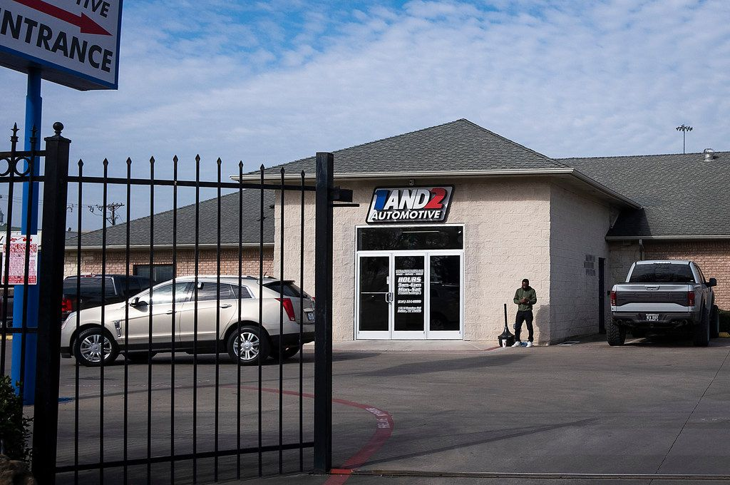 1and2 Automotive on Reeder Road in Dallas
