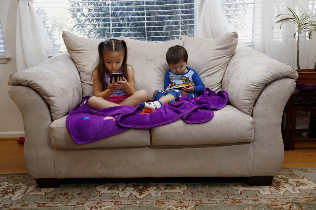 Watching digital video on hand-held devices is the new normal for tots, tweens and teens.