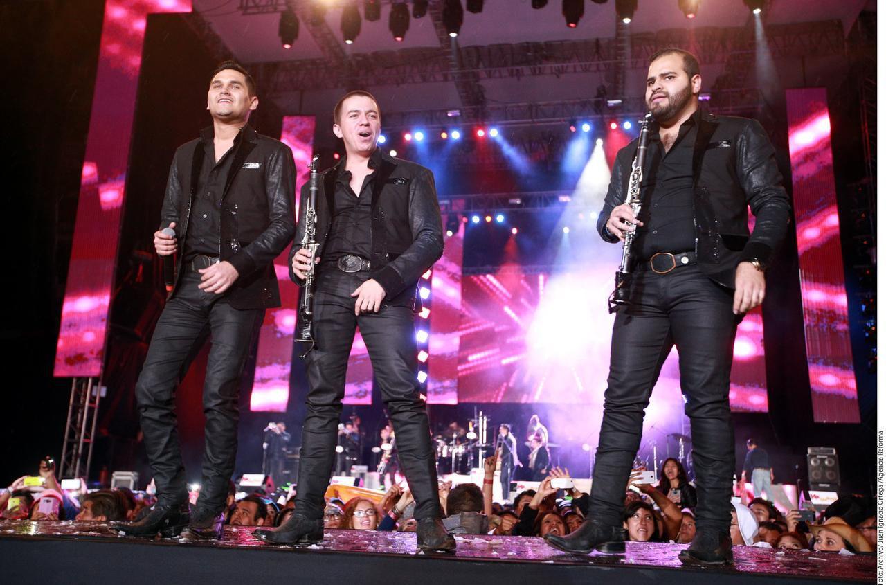 Banda Los Recoditos(AGENCIA REFORMA)