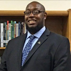 Pastor Maxie Johnson was elected Saturday to represent a sprawling DISD area that stretches from West Dallas to Wilmer-Hutchins.