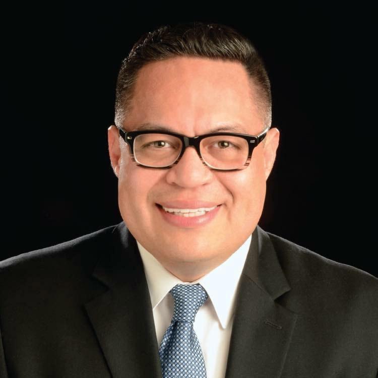 Omar Narváez, candidato por el distrito 6.