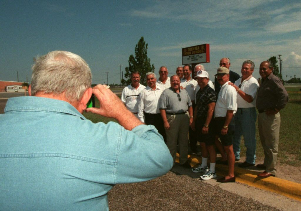Flashback: Donna's 1961 football championship is Texas' true