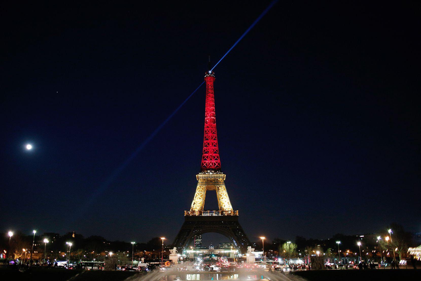 Torre Eiffel/AP