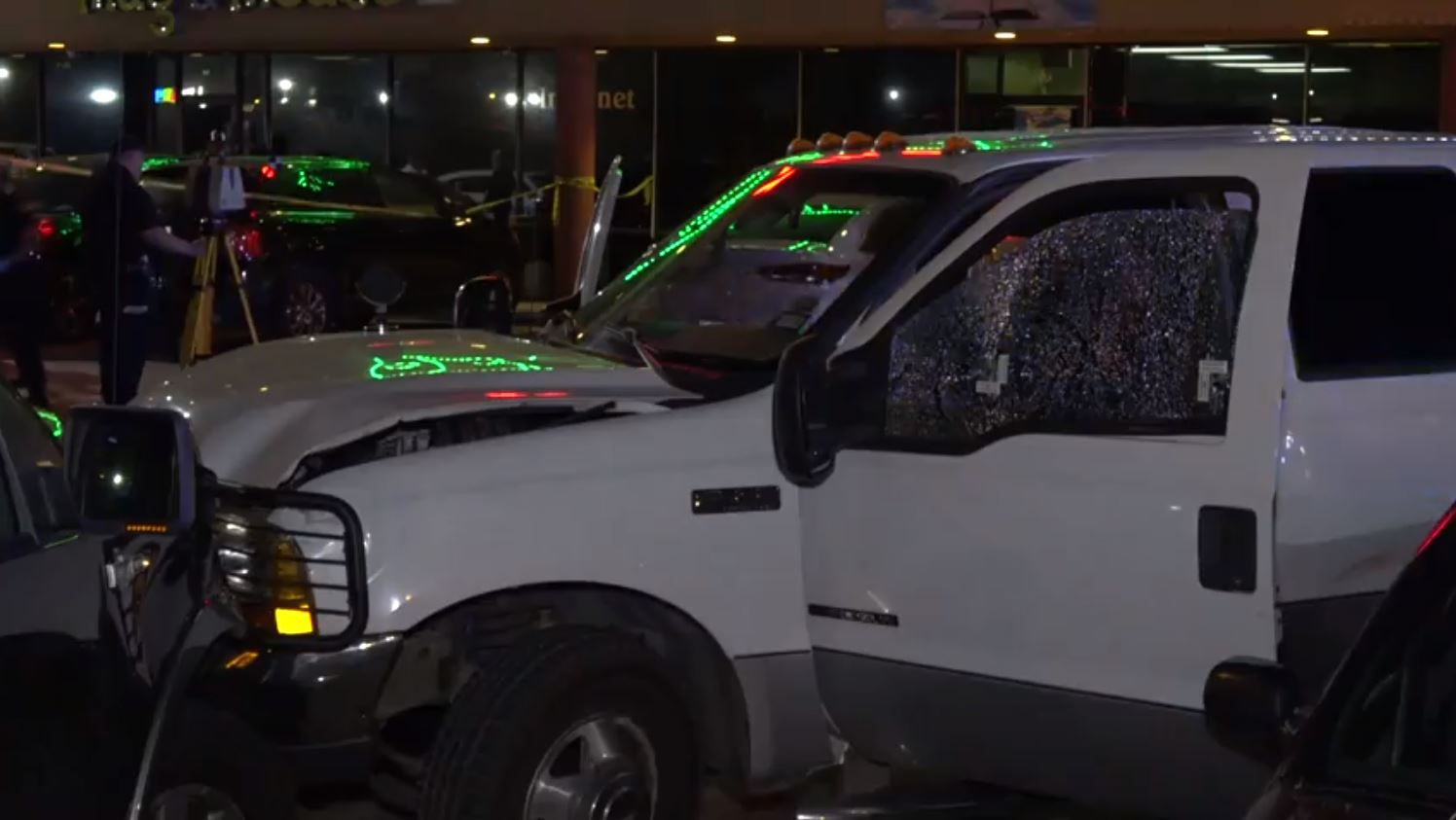 Man driving stolen pickup fatally shot by Farmers Branch