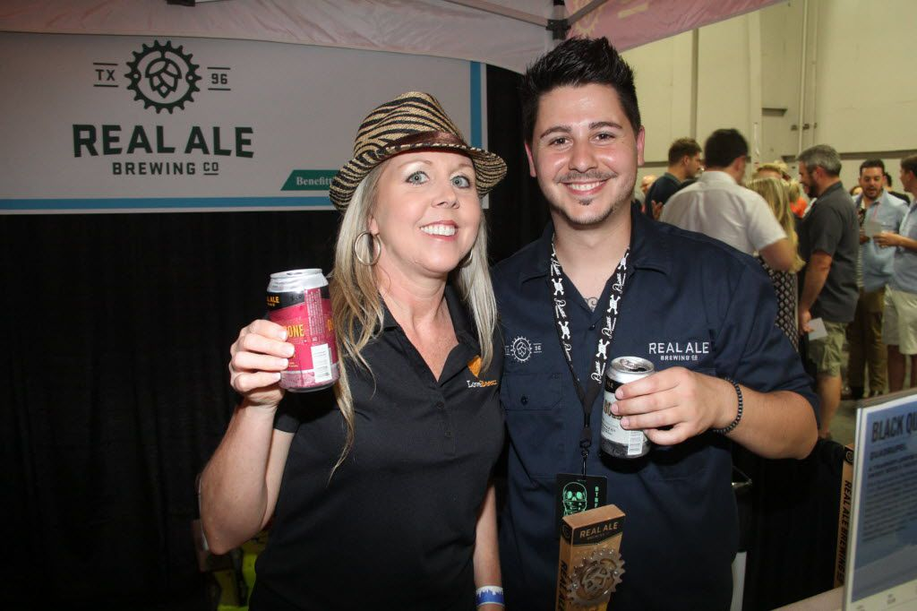 The Big Texas Beer Fest is Dallas' original beer festival. The 2016 event is the fifth-annual. As far as we know, we're the first craft beer festival to take place over a *2* day period on April 1 and 2 at the Fair Park Automobile Building. Tracey Kappler and Tony Grago