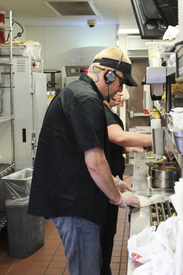 """""""It's all really legitimately, you know what you're walking into,"""" said Michael Roper, president and CEO of Taco Bueno, about """"Undercover Boss."""" And that's what he liked about it."""