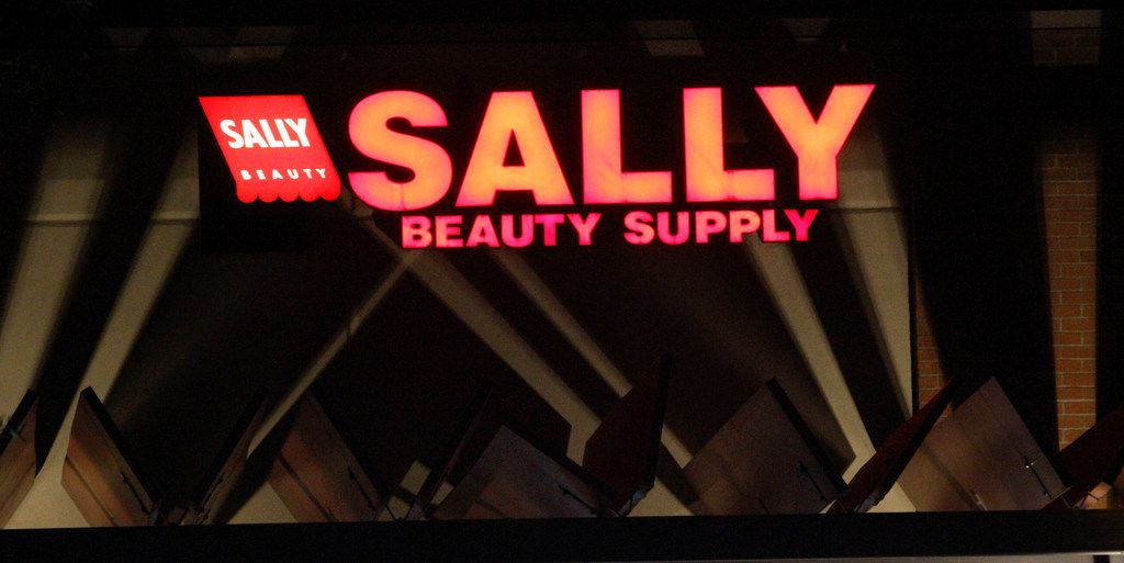 What Time Does Sallys Close >> Amazon Targets Denton Based Sally Beauty S Professional