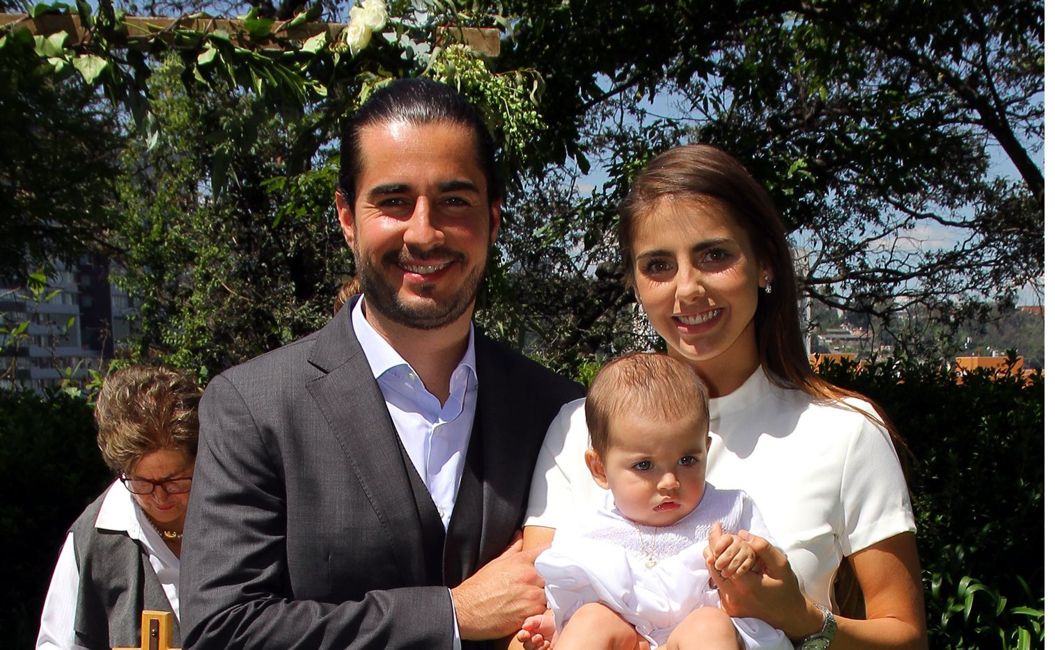 Michelle Renaud (der.) y Josué Alvarado (izq.) tenían un año y medio de matrimonio./ AGENCIA REFORMA