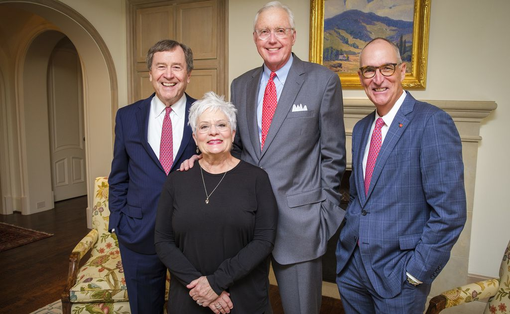 SMU gets $50 million donation, the largest single gift in its history - The Dallas Morning News