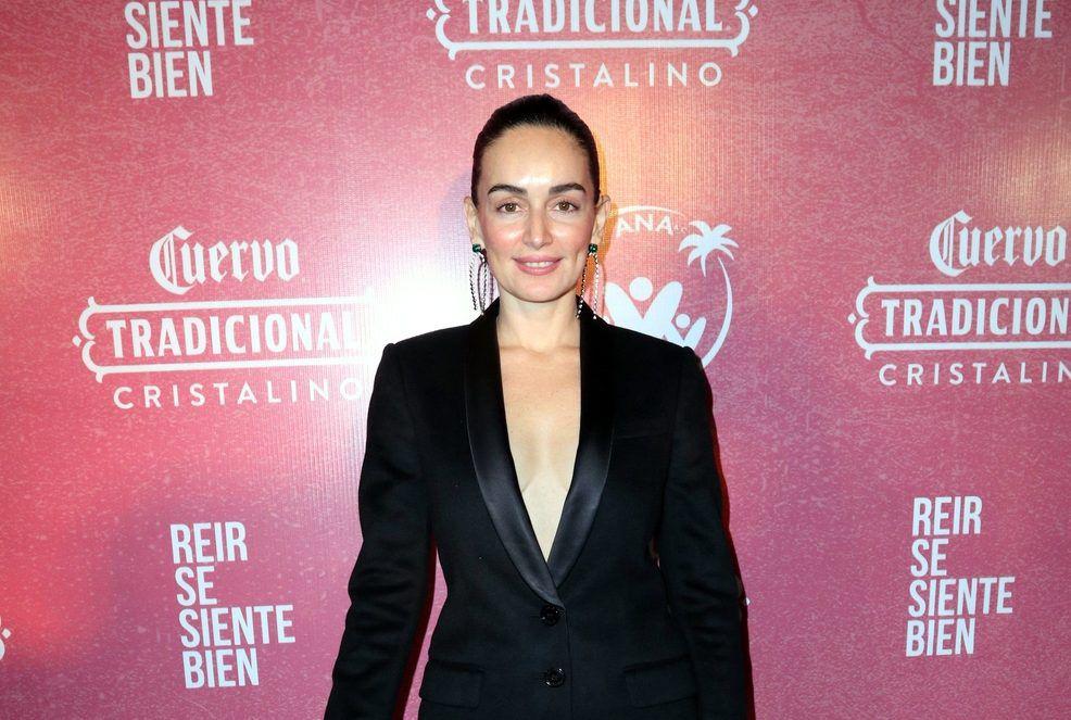 Este proyecto coproducido por Ana de la Reguera con Viacom International Studios (VIS) y Comedy Central, tiene cuatro años en la mente de la actriz, pero ahora ya es un hecho. (AGENCIA REFORMA)